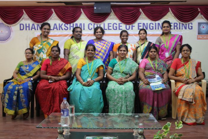 Women's Day Celebration, Organized by NSS Unit of DCE, on 08 Mar 2020